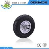 Wholesale high quality inch electric wheel flat hub motor mm diameter V W W electric bicycle motor