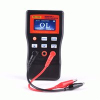 Wholesale MLC High Precision AutoRanging LC Meter Professional Capacitance Inductance Table up to KHz
