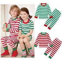 Wholesale Hallowmas Kids Underwear Child Pyjamas Children Clothes Baby Clothing Boys Girls Pajamas For Kids Childrens Sleepwear Lovekiss C28601