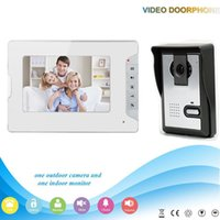 Wholesale V70E L V1 Manufacturer wire video door phone intercom system for large apartment