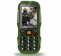 military cell phone - Rugged Military Unlocked GSM Cell Phone Strong Phone For Outdoor Sports Dual Sim Waterproof Double Flash Lights and mAh Battery