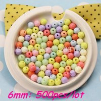 gumball beads - Choice Size mm Mixed Color Chunky Gumball Bubblegum Acrylic Solid Beads for DIY Necklace Jewelry K01745