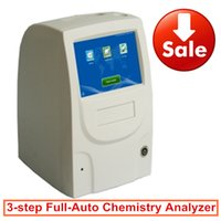 Wholesale Human use Advanced Automatic Chemistry Analyzer Small Chemistry Analyzer with factory supports Hand carried analyzer CE supoer device