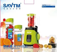 Wholesale SAVTM automatic vacuum Attend to machine the blender juicer soy milk baby food supplement machine