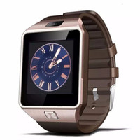Wholesale Smart HD Watch phone GV08 upgrade HD DZ09 Sync Smartphone Call SMS Anti lost Bluetooth Bracelet Watch for Men Women