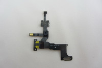 Wholesale by ePacket For Apple iPhone S Front Camera and Proximity Sensor Flex Cable Spare Parts Replacement