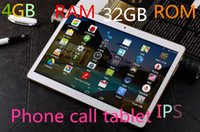 Wholesale 9 Tablet PC DHL IPS Octa Core GB ROM WCDMA Android Tablet IPS HD display Bluetooth WIFI GPS