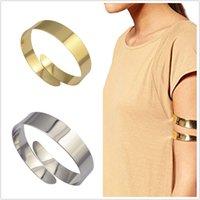 Wholesale Fashion Egypt Cleopatra Swirl Snake Upper Arm Cuff Armlet Adjustable Armband Bangle Bracelet