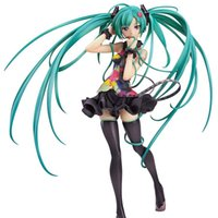 Wholesale Japanese Anime Doll Hatsune Miku Tell your world Ver Scale PVC Figure Model Sex Toy CM