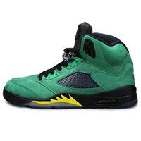 b duck - basketball shoes retro s Oregon Ducks men athletic shoes retail