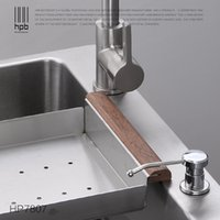Wholesale HPB Stainless Steel Single Bowl Rectangular Vegetable Handcraft Kitchen Sink HPB02A
