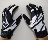 Gants de moto Dirt Bike Full Finger Gants de vélo de motocross Gants de vélo de MTB Mountain Road Bike Sport Gants de vélo M L XL