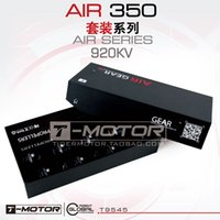 air drive motor - Tiger motor T motor AIR Motor pulp ESC DRIVING EQUIPMENT SET Air KV motor T9545 prop A ESC