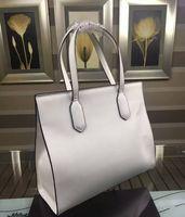 Wholesale new Women genuine leather tote hand bag fashion shopping bag lady shoulder bag