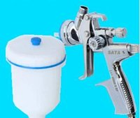 Wholesale Automobile decoration tools spray gun Sata jet B standered car painting sray gun