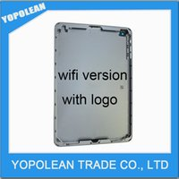 Wholesale Battery Door Back Housing Cover Case For Apple iPad mini wifi Version New high quality