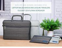 Wholesale cartinoe brand Laptop bag business and leisure travelers Elegant gentleman demeanor
