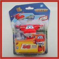 Wholesale Super Wings Transforming Planes Series Animation pack of