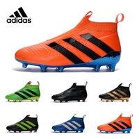Wholesale Adidas ACE PureControl FG Men s soccer shoes boots cheap original Performance Mens ace soccer cleats football shoes