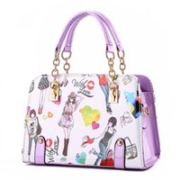 beauty tote - Single Shoulder Bag in the Summer of the New Tide Female Female Bag Chain Young Fashion Beauty Diagram Handbag