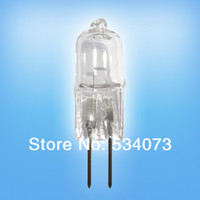 Cheap g4 20w LT03011 6V 20W bubble machine lamp   tungsten halogen G4 foot microscopes, medical bulbs 5Pcs