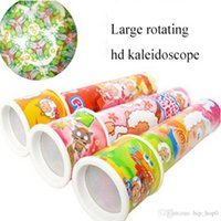 Wholesale Nostalgic magic spinning kaleidoscope infant early children educational toys Multicolor can be find with colorful toy