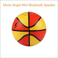 basketball sounds - Cool Basketball Bluetooth Mini Speaker Handfree Portable Wireless Stereo Bass Sound Music Player for Smartphone Computer Devices