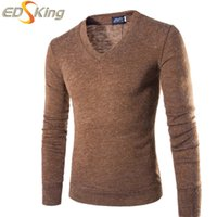 Wholesale Men Knitting Sweaters Casual Fashion Sweater Brand Mens Brand Clothing Pullovers Vetement Homme Blusa Masculina Inverno
