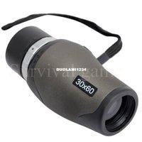 Wholesale Hiking Bird Watching Camping classic x60 Adjustable Monocular Focus Telescope