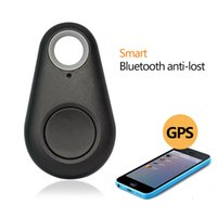 Wholesale High quality Bluetooth Smart Finder Anti Lost Alarm Device Reminder Finders Locator Tag for Pet Kids Wallet Keys Child Luggage