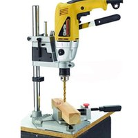 bench drill stand - Power Tools Accessories Bench Drill Press Stand Clamp Base Frame for Electric Drills DIY Tool Press Hand Drill Holder