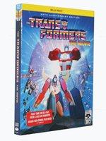 anniversary edition dvd - Transformers the Movie Anniversary Edition Blu ray BD Disc Set US Version Boxset New