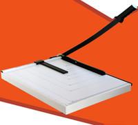 Wholesale DELI manual paper cutter B3 cutting paper machine