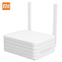 Wholesale English Version Xiaomi Gigabit WIFI Router Dual Band NAS TB Hard Drive Wi Fi Roteador Mbps G G APP