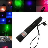 Wholesale Lazer Adjustable Focus Burning Laser Pointer Pen SDLaser Green Red Blue Violet with Safe Key for Sale