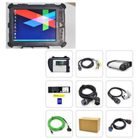 best tablet pc software - Mb star sd connect wifi c4 with Xplore iX104 c5 i7 cpu Industrial Rugged Tablet PC newest software best quality