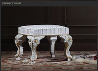 antique wood stool - Antique classic furniture manufacturer living room classic foot stool classic wood furniture royal furniture home furniture