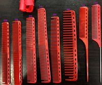 Wholesale Ys park barber comb comb tail combs one