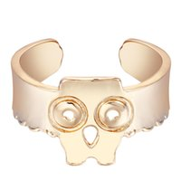 anniversary gift list - 10pcs Cute Design Adjustable Owl Ring Cartoon Night Owl Jewelry Available Color AS Listed