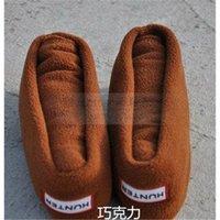 Wholesale 2016 wellies socks hunter rainboots socks high rain shoes welly fleece women or men socks thigh high hunter socks Unisex