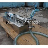 Wholesale Filling machine Single nozzle head Liquid large hopper Rotary Valve range ml quantitative filling and packaging equipment
