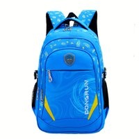 Wholesale Durable School Backpack Boy Girl Multipurpose Backpack School Bag hiking Travel Back Packs for Primary School Students