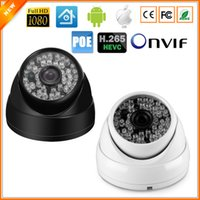 anti vandal camera - IEE802 af V PoE IP Camera H HI3516D Full HD P MP IP Camera Anti Vandal Waterproof Dome Camera IP H P