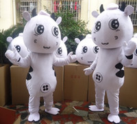 best dairy cow - Lovely kids cow mascot costume Halloween Dairy cow cartoon costumes for Halloween party supplies With Best Price