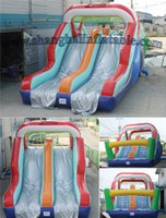Wholesale 2016 cheap price inflatable slide children s amusement slide