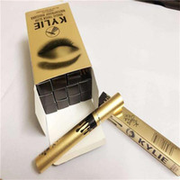 Wholesale 12pcs New High quality Kylie Mascara Magic thick slim waterproof mascara Black Eye Mascara Long Eyelash