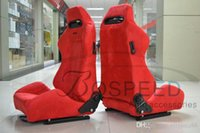 Wholesale Racing seat modification car seats adjustable SPD red