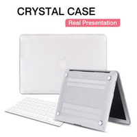 apple shell laptop - Crystal Hard PC Shell Full Protector Laptop Flip Cover For Macbook Pro quot quot quot quot with Colorful Shell Cover Keyboard Protective