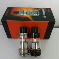 Wholesale SMOK TFV8 Tank Full Kit ml Top Refill Sub ohm Cloud Beast Tank clone fit vaporizer Vape Pen Vapor Box mods