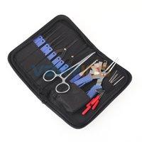 Wholesale Lock Broken Extractor Remove Key Removal Hooks Needle Locksmith Tool Kit